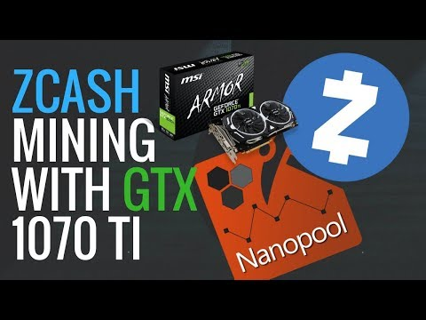How to mine Zcash with Nvidia GPU