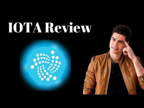 IOTA Review: Infinite & Free Transactions – Blockchain 3.0?