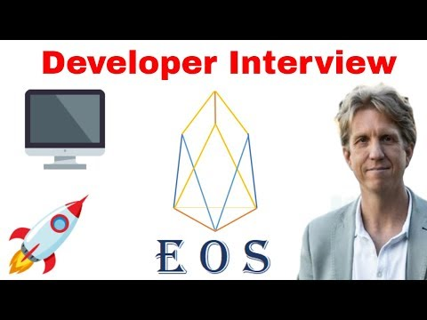 EOS To 100 Billion Market Cap – Dan Larimer's Proof of Life Application – Developer Interview