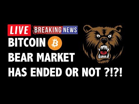 Has The Bitcoin (BTC) Bear Market Ended or Not?! – Crypto Technical Analysis & Cryptocurrency News
