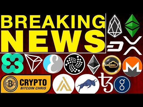 Crypto's Explosion!🔸HUGE NEWS!🔸Pay w/ Crypto!🔸Bear Market Lessons!🔸Top 3 Altcoins🔸TRX Coin Burn