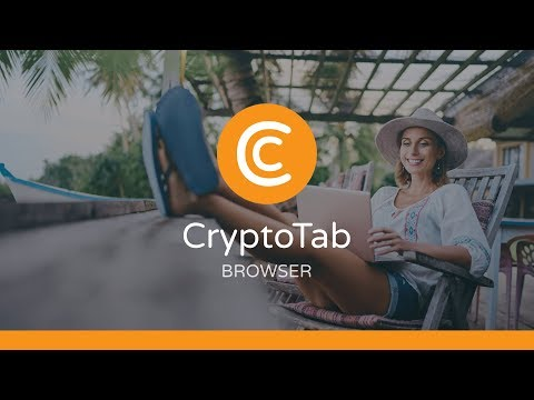 CryptoTab – The world's first Bitcoin mining browser