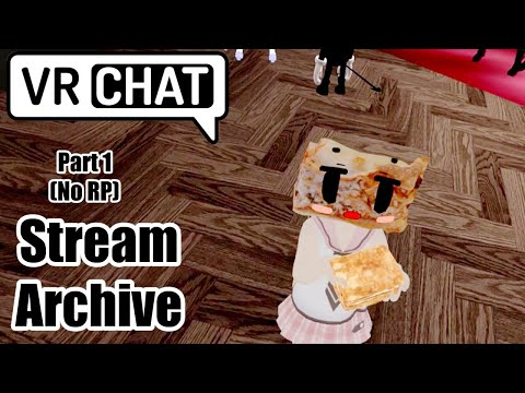 [VRC Stream] What's this about Pink Flamingo and Yellow Kittens? (Part 3) (No RP)