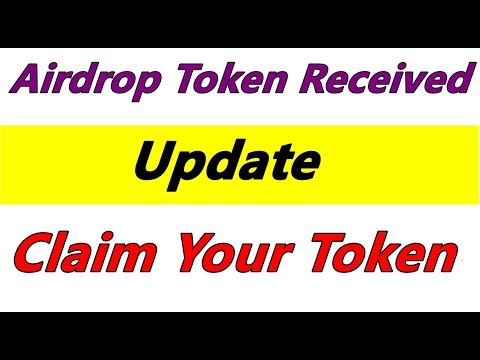 Airdrop Token Received Update .Most watch …