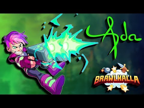 Ada has the most broken sigs? • Brawlhalla 1v1 & 2v2 Diamond Gameplay