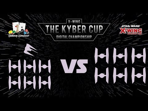 The Kyber Cup 2018 | X-Wing 2nd Edition | Swiss Round 2 | Modest_Proposal vs. Quack_Shot