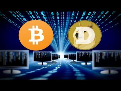 Bitcoin e Dogecoin de graça – Tutorial fácil