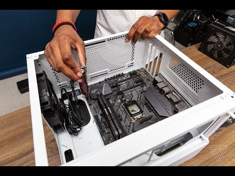 The Verge PC Build // Why You Should Outsource To A Specialist
