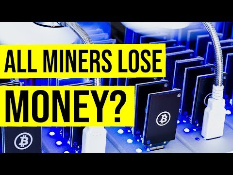 Bitcoin Mining UNPROFITABLE, Nasdaq Crypto Exchange?