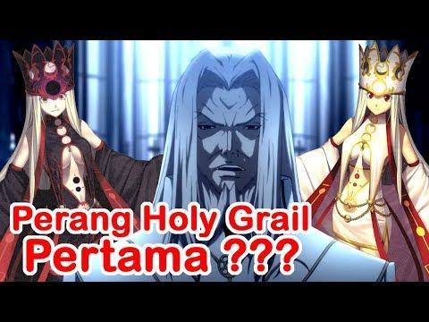 PERANG HOLY GRAIL PERTAMA ??? PENJELASAN SEMUA PERANG HOLY GRAIL YANG ADA DI FATE SERIES BAGIAN 1