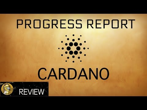 Cardano Update – Big Competition for Ethereum –  ADA Cryptocurrency