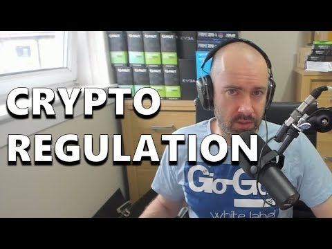 Cryptocurrency Regulation – My Response to a Reddit Post