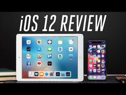 iOS 12 review: an update that will make your iPhone faster