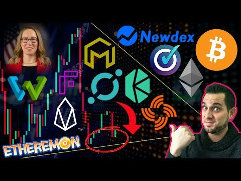 Market Recovery?!? NEWDEX FAKE $EOS HACK ⚠️ CryptoMom Strikes Back! $BTC 300x Cheaper Fees