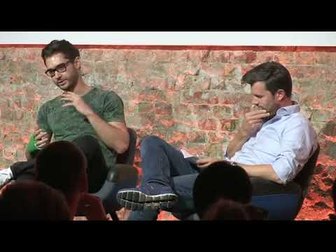 Disrupting Economy – Fireside Chat with Dominik Schiener, Co-founder of IOTA @Factory Berlin