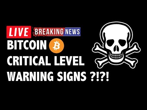 Critical Level Warning for Bitcoin (BTC)?! – Crypto Market Technical Analysis & Cryptocurrency News