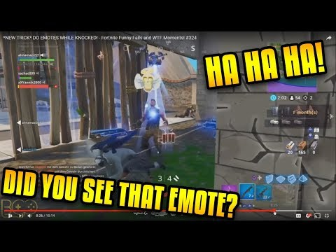 "Dakotaz Reacts to BCC Trolling ""DO EMOTES WHILE KNOCKED! – Fortnite Funny Fails and WTF Moments!"""