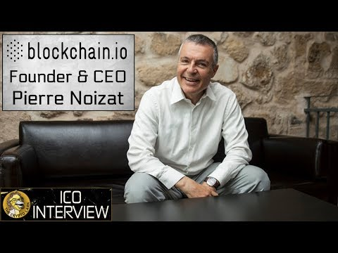 Blockchain.io – Bitcoin & Cryptocurrency Exchange ICO
