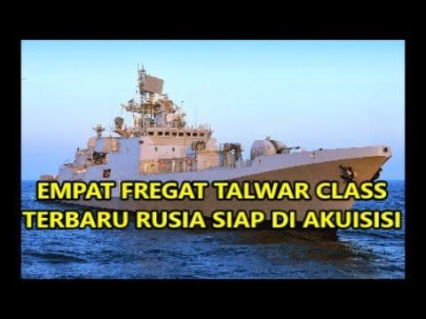 Istimewa!! Meski Ada Ancaman Sanksi As, Frigat Kelas Talwar Terbaru Ru51a Akhirnya Siap Diakuisisi