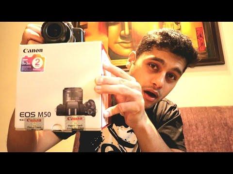 BIG ANNOUNCEMENT | Bought Canon EOS M50 Mirrorless Camera