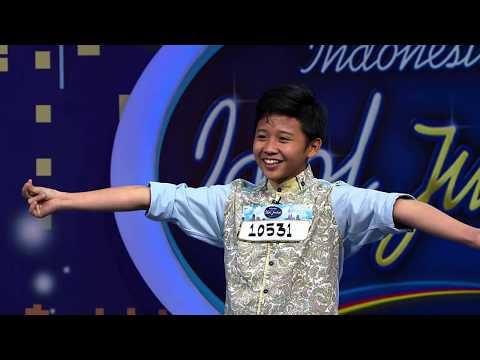 OMG! Katanya, ada Justin Bieber dari Indonesia – Indonesian Idol Junior 2018