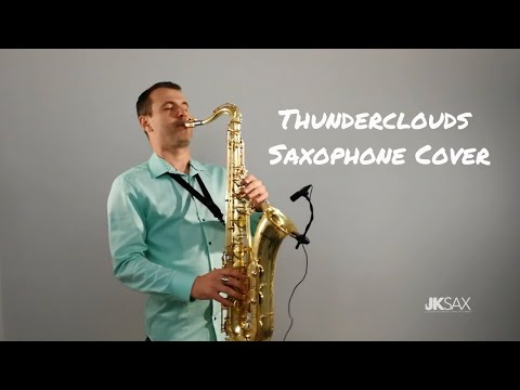 LSD – Thunderclouds ft. Sia, Diplo, Labrinth (Saxophone Cover by JK Sax)