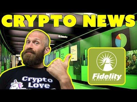 $2.4 Trillion Fidelity Enters Crypto | SEC's Pierce Strikes Back | $XRP on YouTube and Twitch