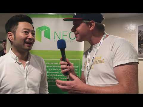 "Da Hongfei, ceo NEO: ""Hard Fork NEO will take another year"""