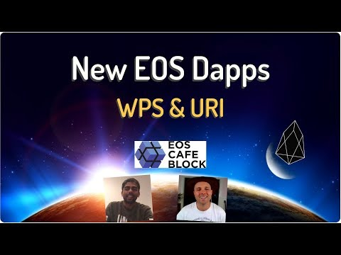 2 New Dapps For EOS – EOS Cafe Block
