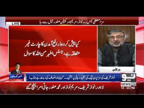 Khabar K Pechay with Fareed Rais | 19 Sep 2018 Part 1 | Neo News HD