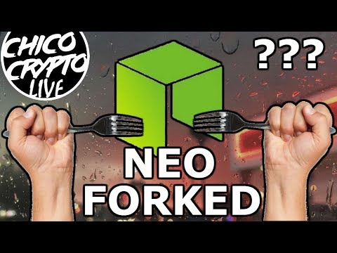 Is NEO Forking?? Interview With NEO Soon, Need Q's!!!! $LINK $FUN $NOS