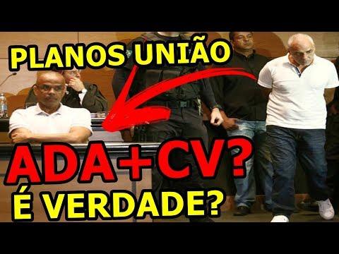 NOVO ÁUDIO UNIÃO CV E ADA, AMIGOS DO COMANDO, POLÊMICA