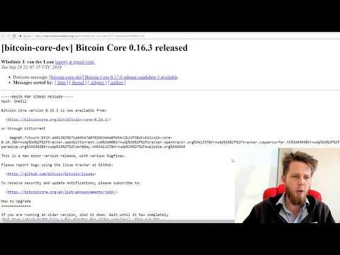 DigiTalk #4 – DigiByte 6.16.5 and the Bitcoin transaction bug