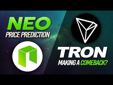 NEO PRICE PREDICTION 2018/2019 // TRON About To Moon // Sell Omisego?