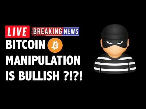 Is This Bitcoin (BTC) Manipulation Bullish?!- Crypto Market Technical Analysis & Cryptocurrency News