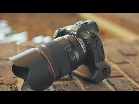 Recenzia Canon EOS R