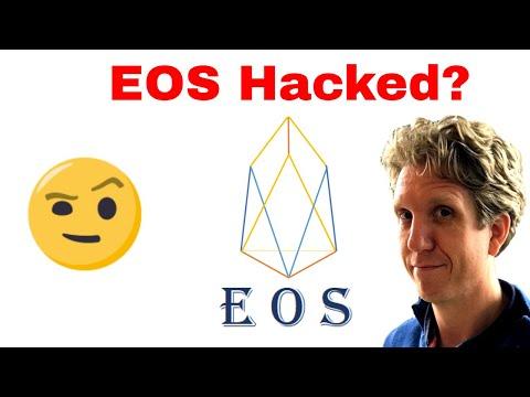 EOS Hack or Exchange Stealing Coins? Update on Dan Larimer's Universal Resource Inheritance