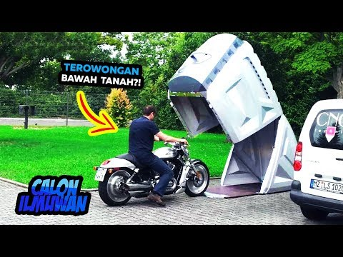 GABAKAL MUDAH DIBOBOL! INilah 7 Parkiran Tercanggih yang Sangat Disayangkan Belum Ada Di Indonesia