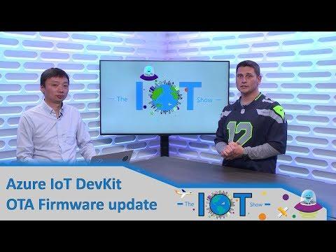 Azure IoT DevKit OTA Firmware update