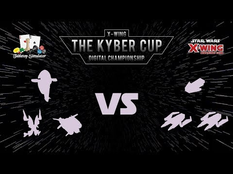 The Kyber Cup 2018 | X-Wing 2nd Edition | Swiss Round 2 | WaiYanZhou vs. Zoid