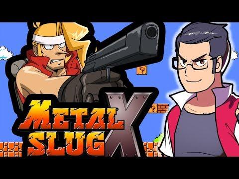 COPIA DE CONTRA? – Metal Slug X (Neo Geo) – Dinocov