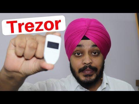 Trezor Hardware Wallet | CryptoCurrency Wallet | Bitcoin Hardware Wallet