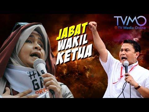 TAK Sia-Sia Deklarasi #2019GP, Kini Neno & Mardani JABAT Wakil Ketua TIMSES Prabowo Sandi