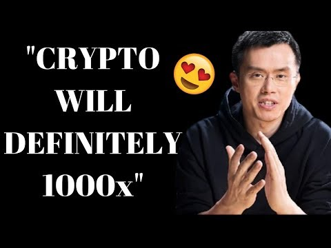 "CZ Binance: ""Crypto Will 1000x"", Dash, Tron, IOTA Undervalued?"
