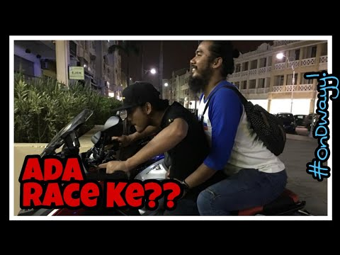 Ada Race Ke?? || Y15zr || MotoVlog #47