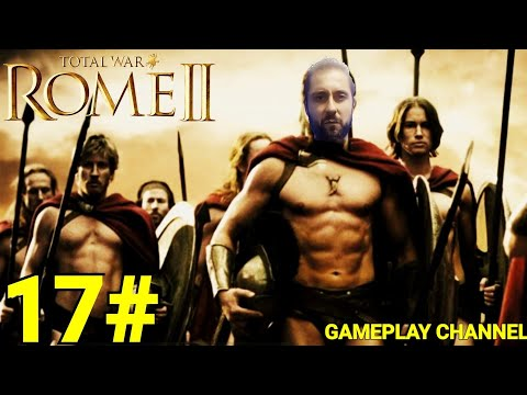Total War Rome 2 – #17 – E Guerra sia! – [HD – ITA]