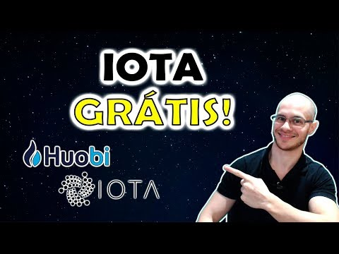 Airdrop Huobi Brasil dará Criptomoedas IOTA (MIOTA) Grátis! AirdropBR.com – 2018