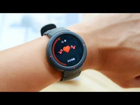 Amazfit Verge : A complete premium smartwatch is born