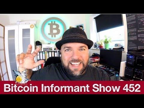#452 Bitfury ASIC Miner, Geldwäscheskandal ohne Bitcoin & Mega Boom durch DEX