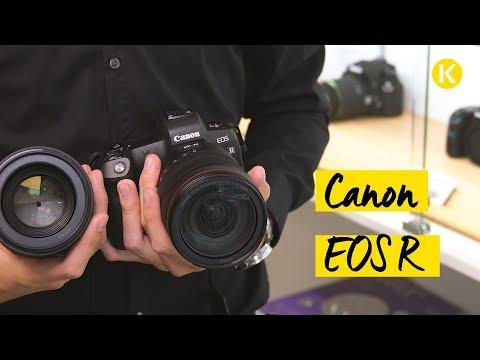 Canon EOS R | Erster Eindruck | Foto Koch